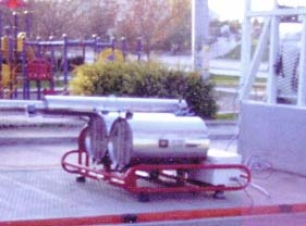 H-100 Araç üstü sisleme cihazı